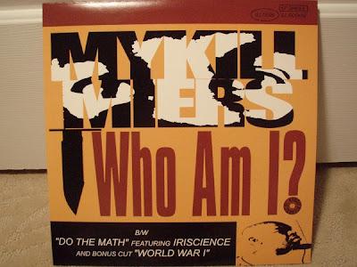 Mykill Miers – Who Am I? (VLS) (2000) (320 kbps)