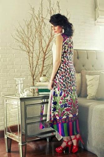Shehrnaz Spring Summer Dresses 2014