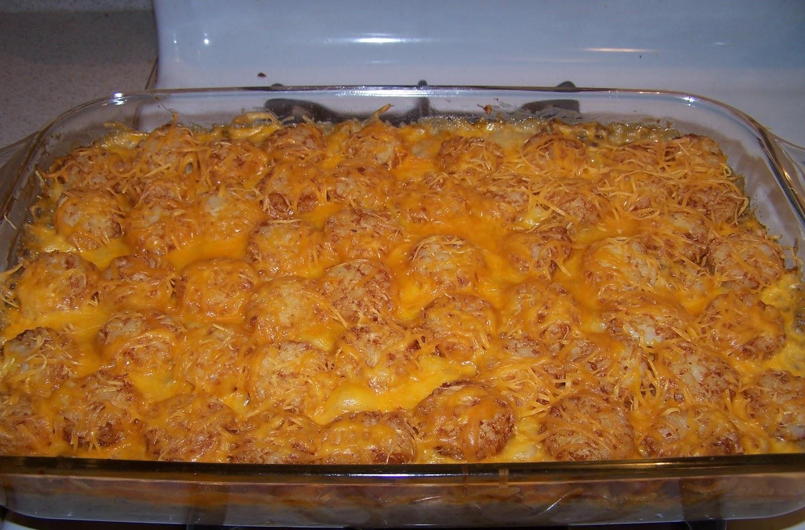 Cowboy Casserole Recipe — Dishmaps
