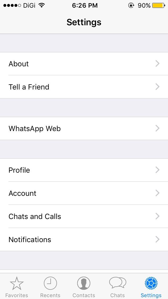 Bila Masih Belum Muncul Backupriwayat Chatting Whatsapp Anda Kemudian Lakukan Clear Chace