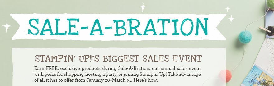 Time to Sale-A-Brate