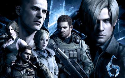 Resident Evil Revelations Characters