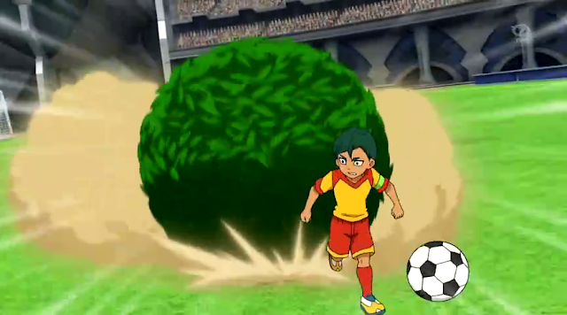 Inazuma Eleven Go Galaxy Episode 11-13