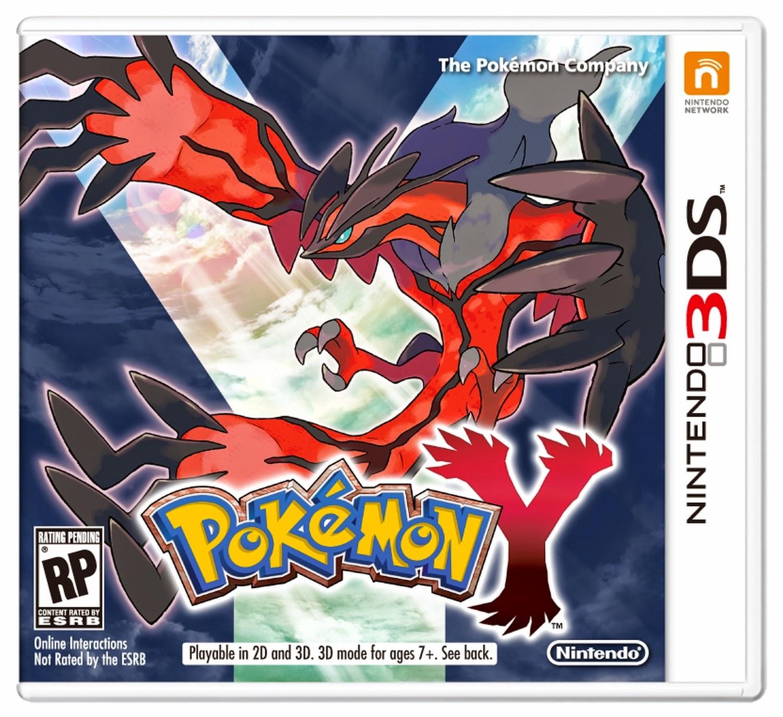 Pokémon Y (Nintendo 3DS) (Español)