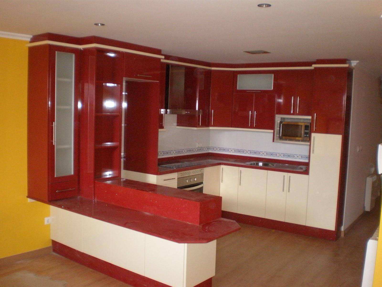 Muebles herlo cocinas for Cocinas modernas outlet