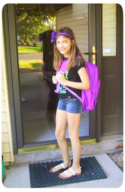 Happy As A Lark 1st Day Of 6th Grade