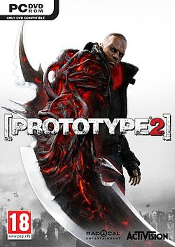 Prototype 2 + Crack