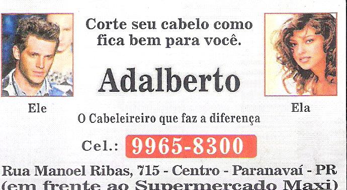 Adalberto Cabeleireiro