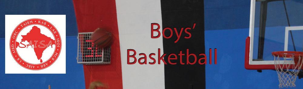 SAISA Boys Basketball