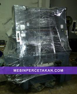 GTO 52 Heidelberg ex. import dari Jepang