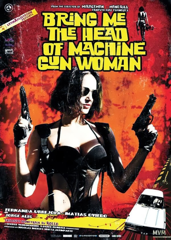 Tráiganme la cabeza de la mujer metralleta – DVDRIP LATINO