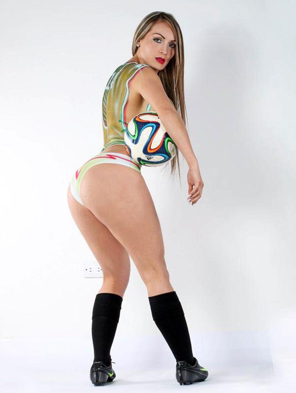 Arcelia Bravo Nude Photos 20