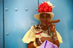 Famous Cigar Lady