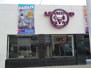 Karate con Sensei: Sotomayor en el Lemons Gym Tel. 4652324