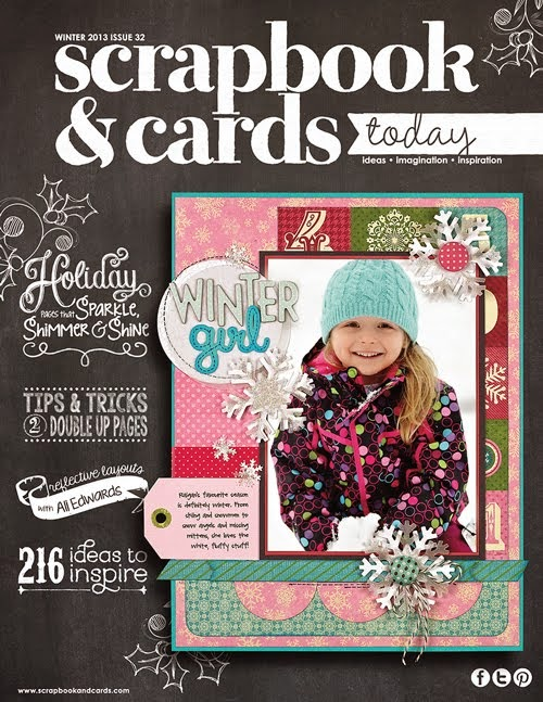 Scrapbook & Cards Today