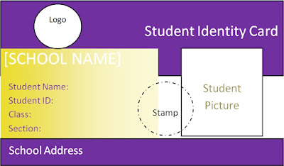 Beautiful student id card templates desin and sample word file beautiful student id card templates desin and sample word file school resources altavistaventures Gallery
