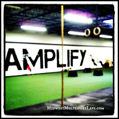 CrossFit Amplify WOD 2-7-13