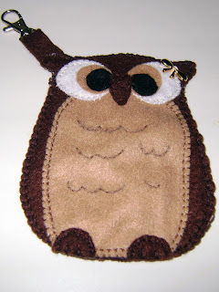 Mobile owl case