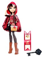 Boneca Ever After High Personagem Ceris Hood
