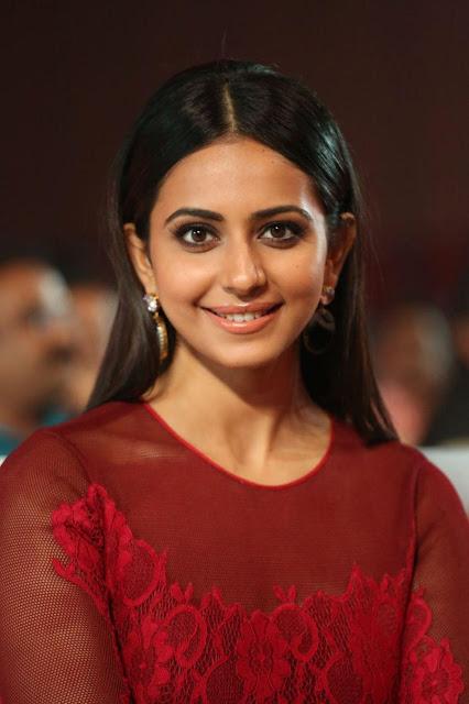 Telugu Actress Rakul Preet Singh New Hd Pics