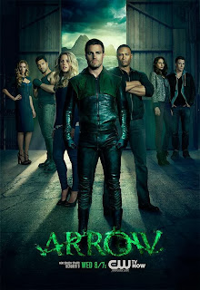 arrow 2nd season poster Arrow S02E09   WEB DL + RMVB Dublado