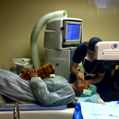 Tools For Recovery From Congenital Nystagmus Surgical