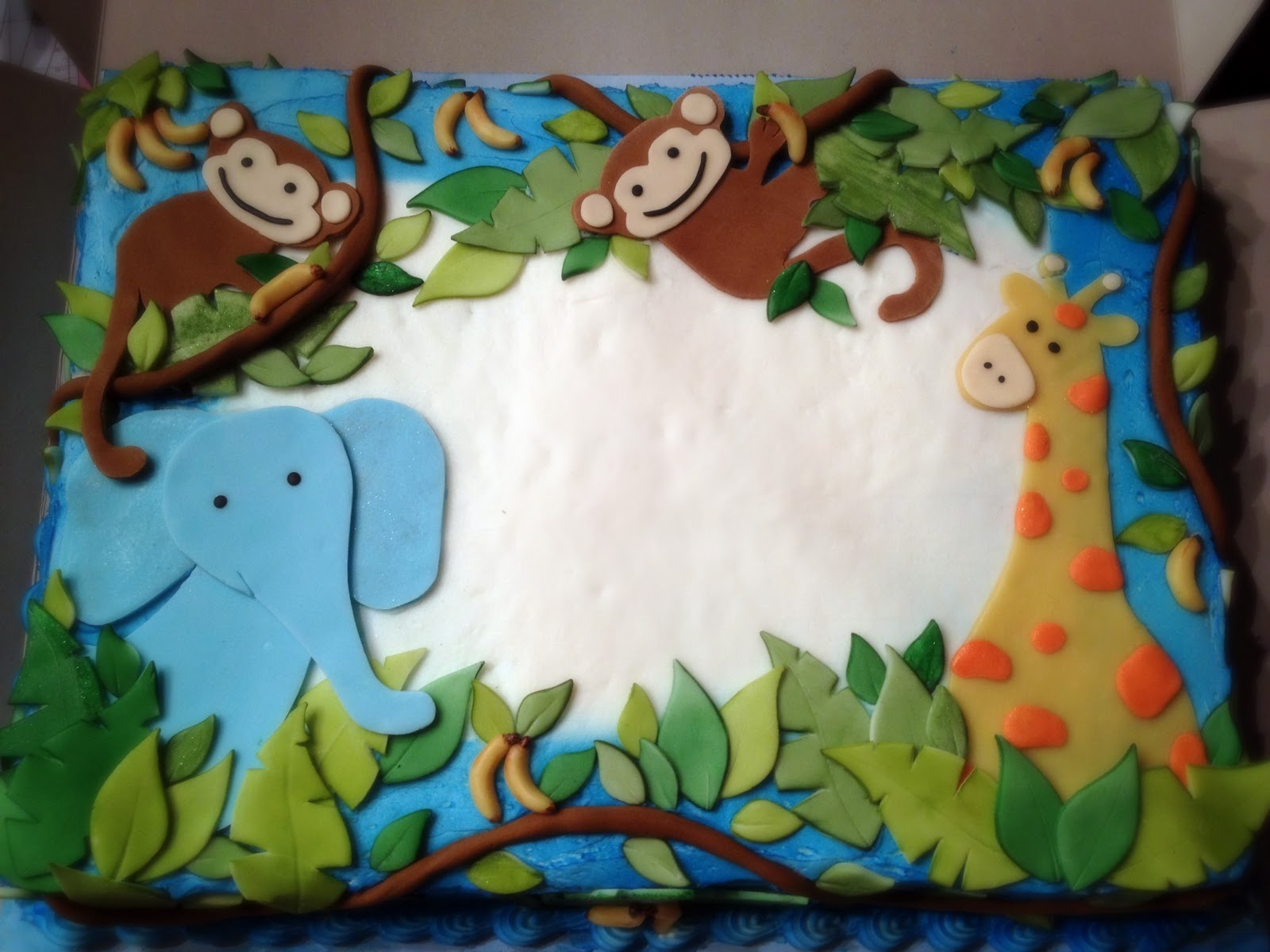 crispy 39 s cakes safari baby shower cake