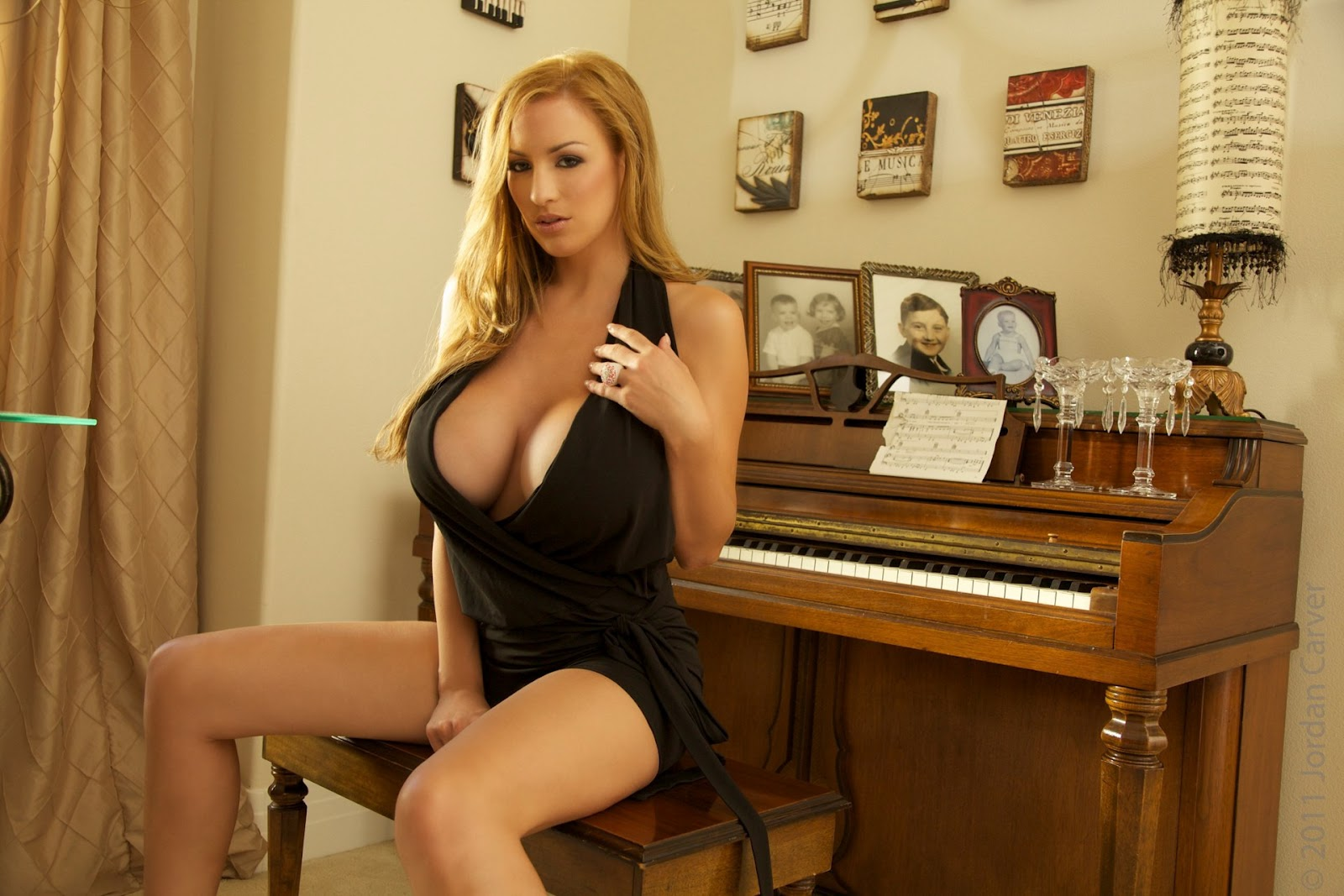 Sexy Jordan Carver in Symphony HQ Photo Shoot torrent details ...