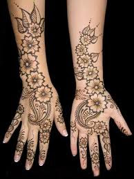 Bridal Mehandi Design