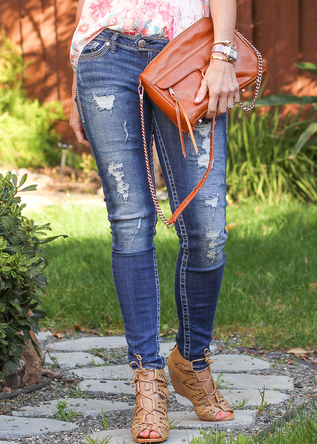 silver jeans super skinny distressed