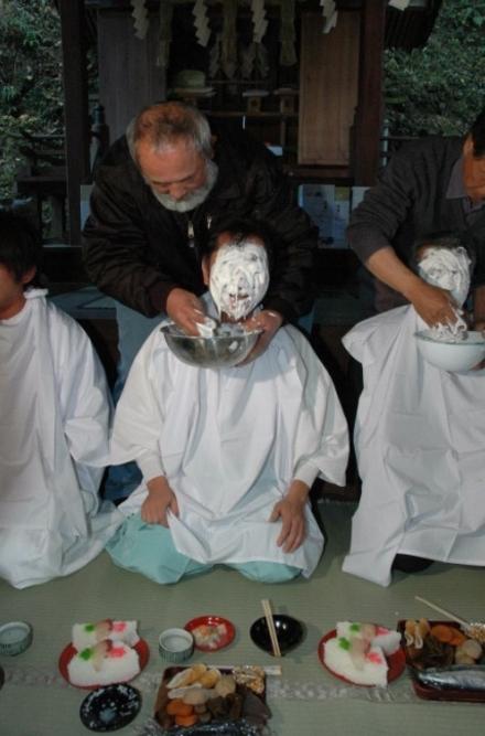 Oshiroi Matsuri (Face Paint Festival)