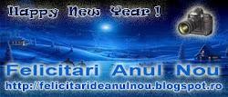 Felicitari  Anul Nou