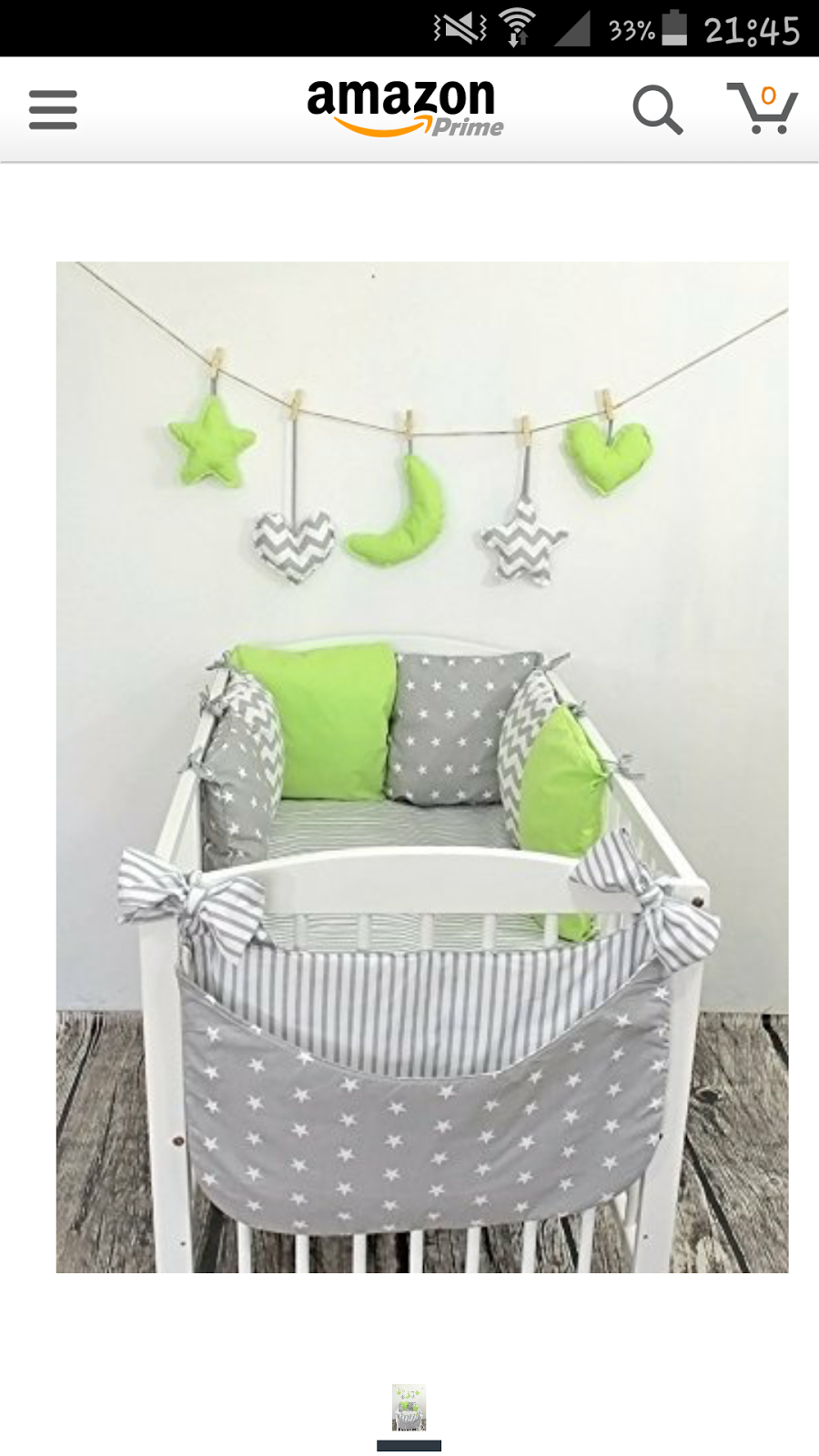 stiny style neues babybett einrichtungsideen f rs babyzimmer. Black Bedroom Furniture Sets. Home Design Ideas