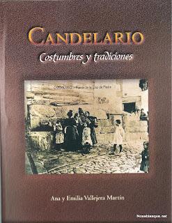 Portada del libro Costumbres y tradiciones de Candelario Salamanca