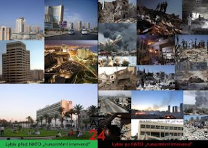 LIBYA - BEFORE AND AFTER