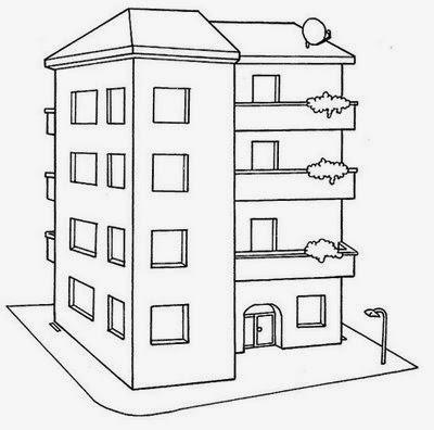 Tipos de Casas - Modelos de Casas - Prédio