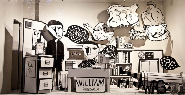 Young Creatives Takeover Selfridges Windows