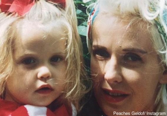 Peaches Geldof Paula Yates Heroin Overdoses