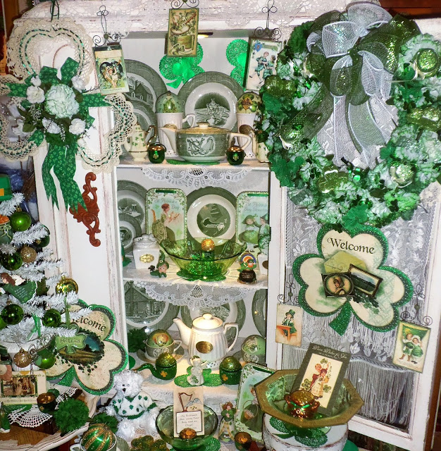 St. Patrick's Day Decorations, Part 1, 2018!!!