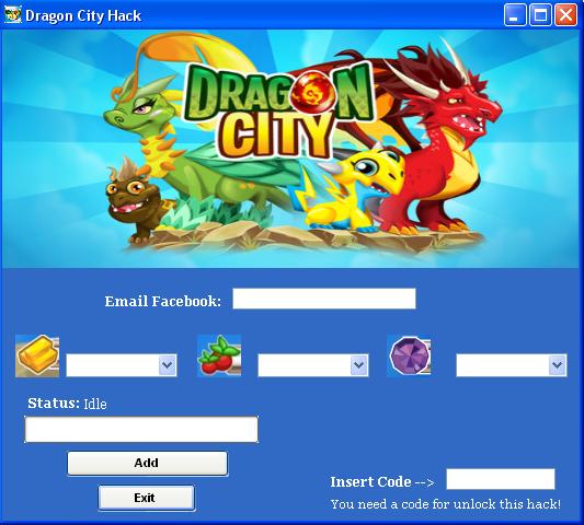 All Link Hack For Dragon City - blogspot.com
