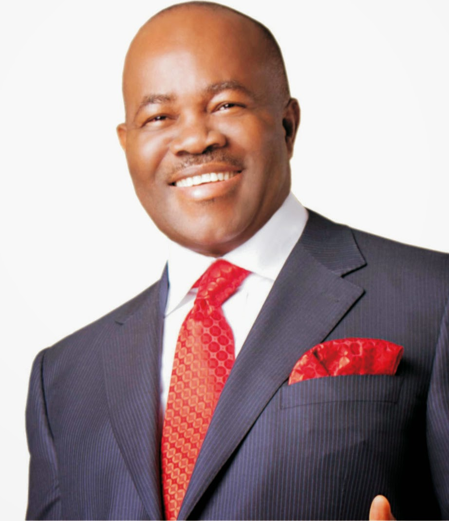 Akpabio joins Senate race