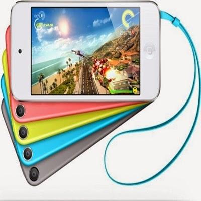 Novo iPod Touch de 16 GB conta com câmera traseira com flash