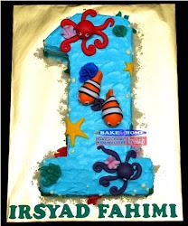 Number Figurine Cake (RM180)