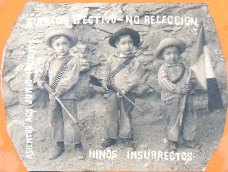 Niños insurrectos
