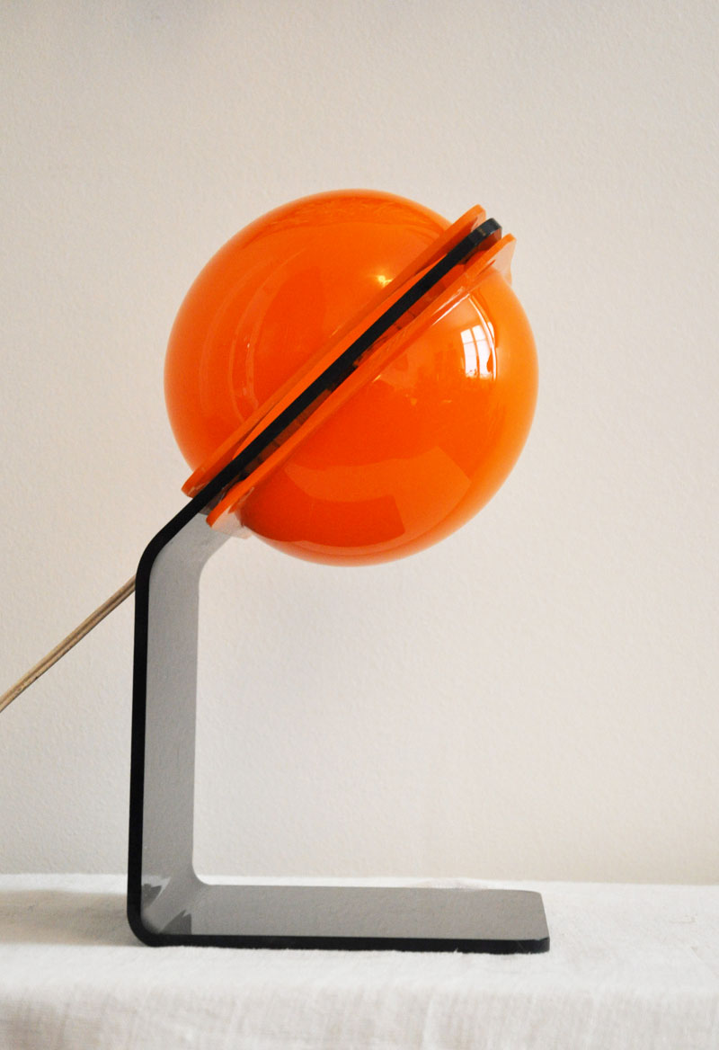 1000 ideas about orange lamps on pinterest lamps. Black Bedroom Furniture Sets. Home Design Ideas