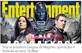 """Veja as primeiras imagens de vilão, Magneto e jovens X-Men em """"Apocalipse"""""""