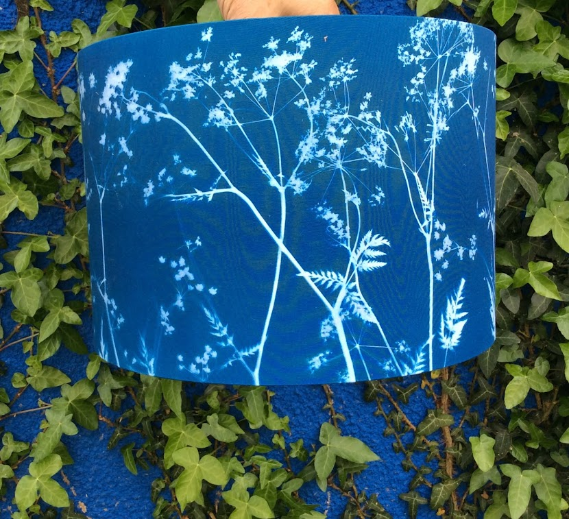 Cow Parsley Lamp Shade