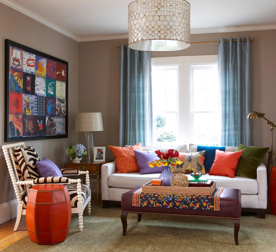 Inspired Whims: Autumn Hues & Classic Design Abound