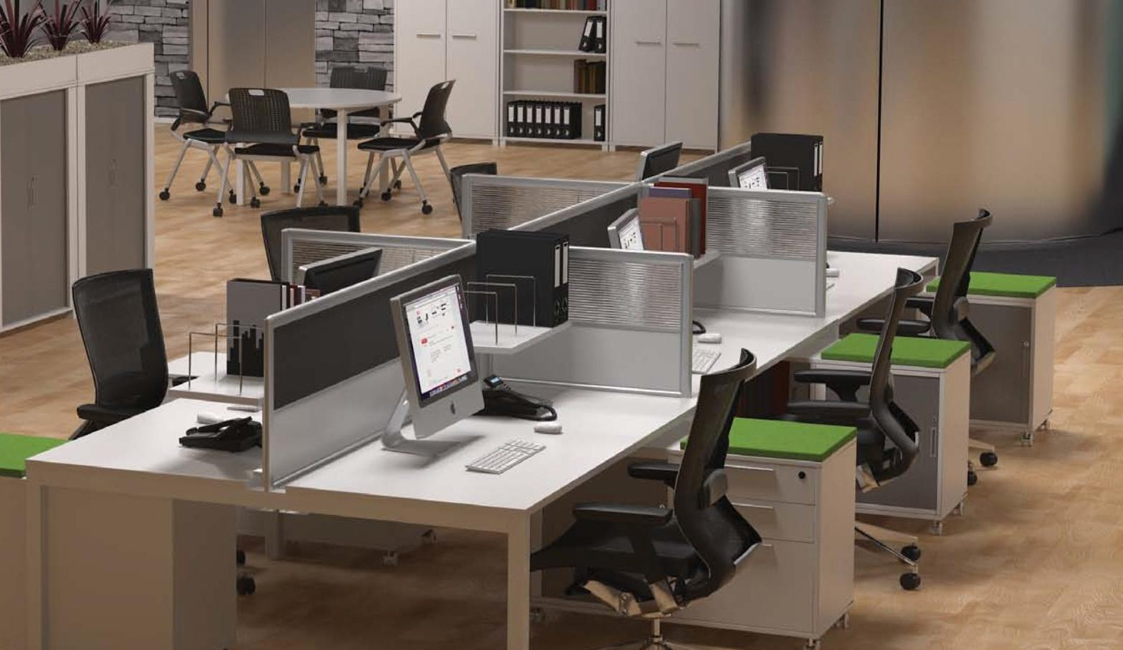 Modular Office Furniture Manufacturer in Meerut
