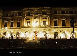 noche blanca en Bilbao 2013